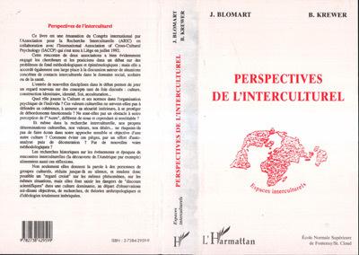 PERSPECTIVES DE L'INTERCUL-TUREL