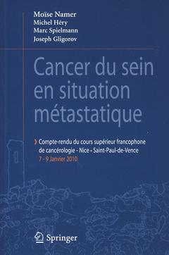 CANCER DU SEIN EN SITUATION METASTATIQUE