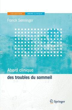 ABORD CLINIQUE DES TROUBLES DU SOMMEIL