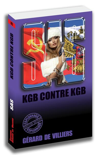 SAS 105 KGB CONTRE KGB