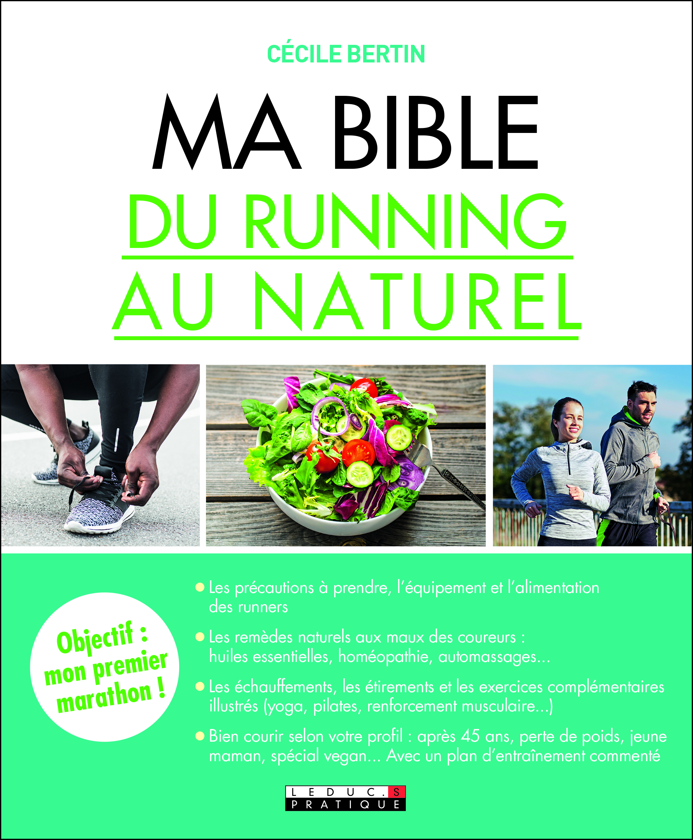 MA BIBLE DU RUNNING AU NATUREL