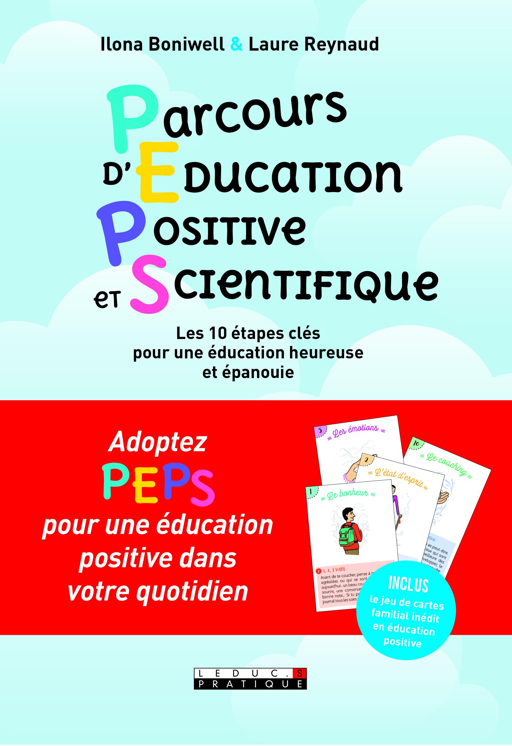 PEPS ! PARCOURS D'EDUCATION POSITIVE ET SCIENTIFIQUE
