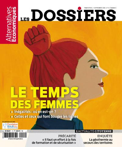 LES DOSSIERS D'ALTERNATIVES ECONOMIQUES - NUMERO 15 LE TEMPS DES FEMMES