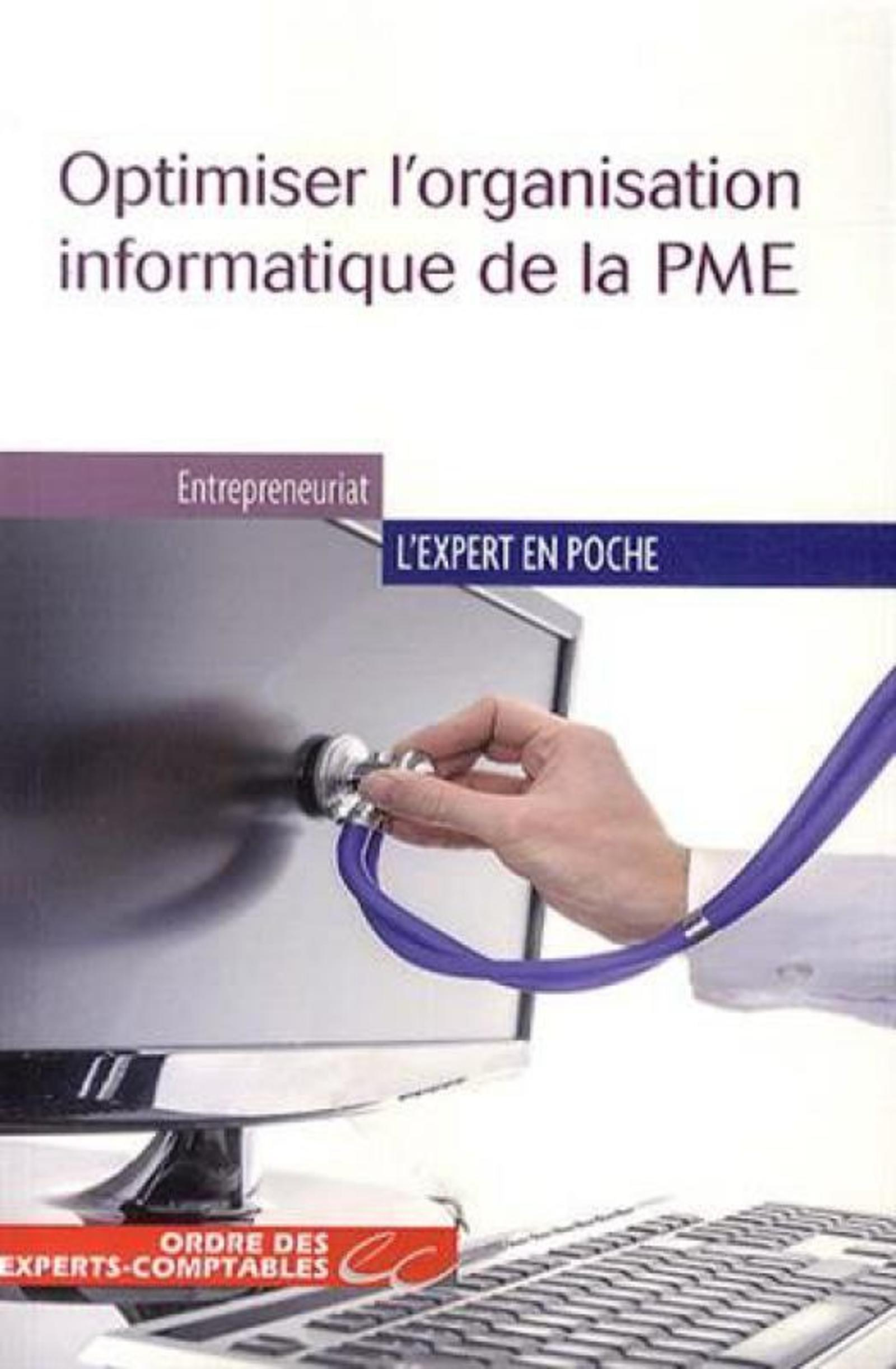OPTIMISER L'ORGANISATION INFORMATIQUE DE LA PME