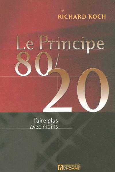 LE PRINCIPE 80/20