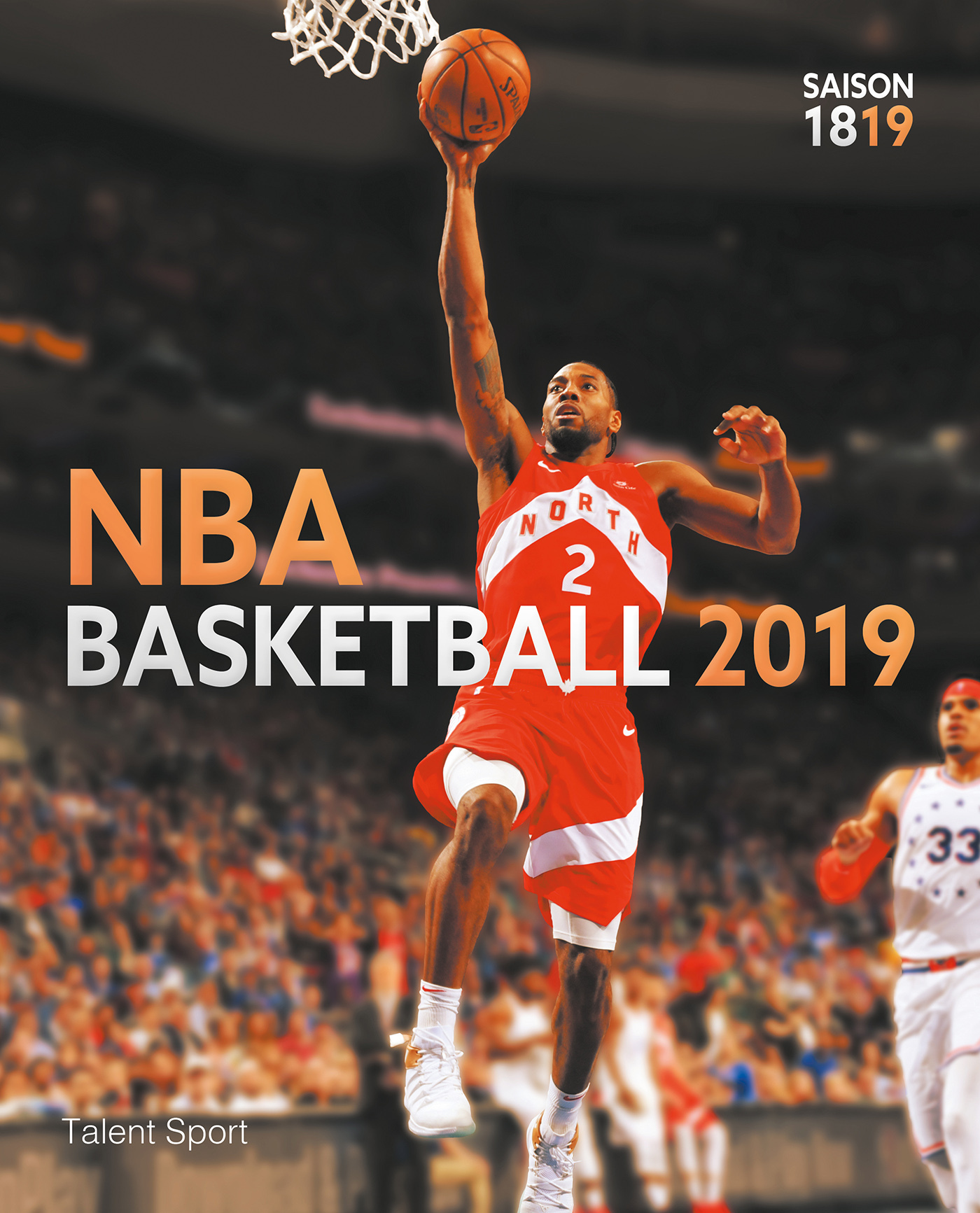 NBA BASKETBALL 2019
