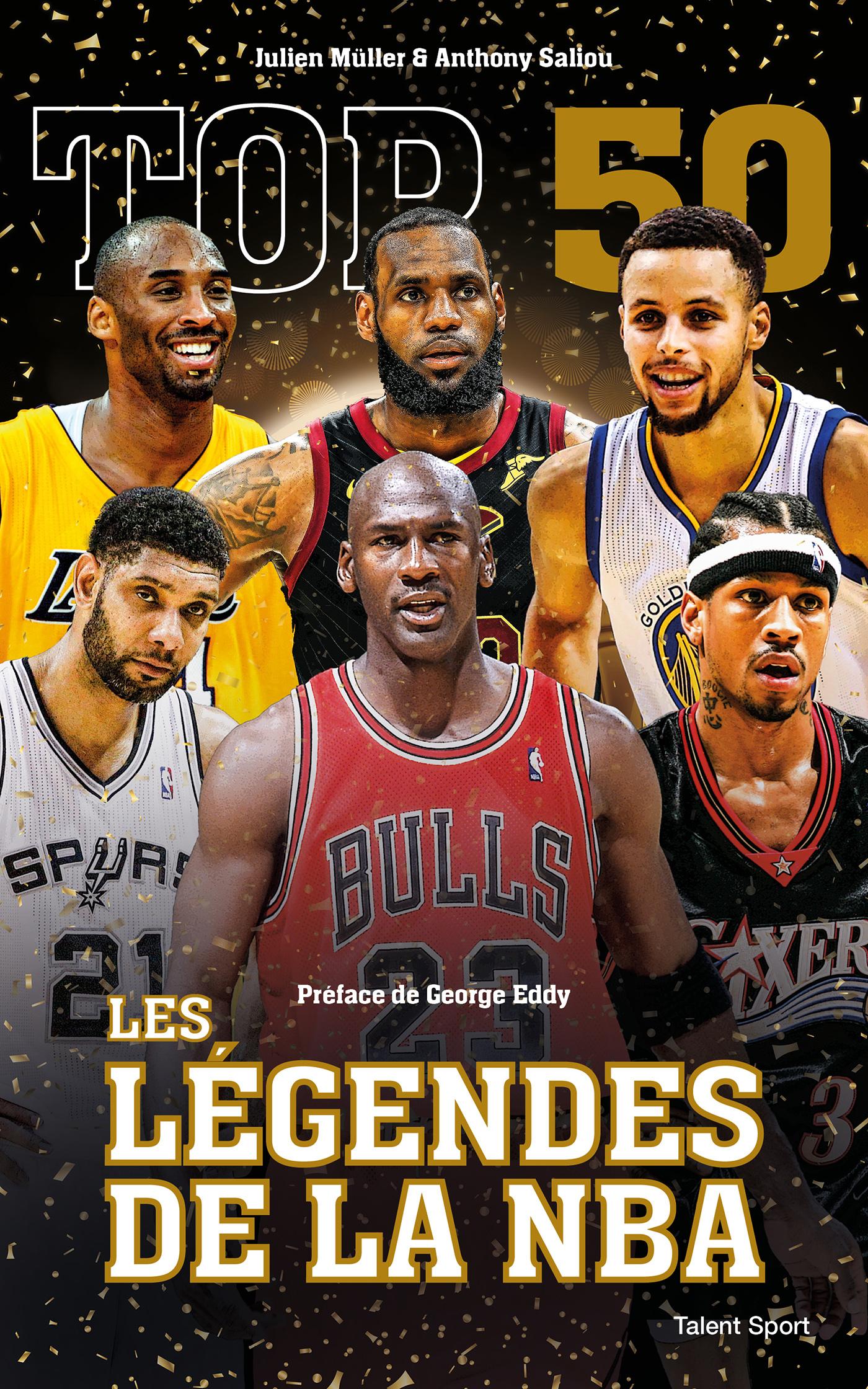 TOP 50 : LES LEGENDES DE LA NBA