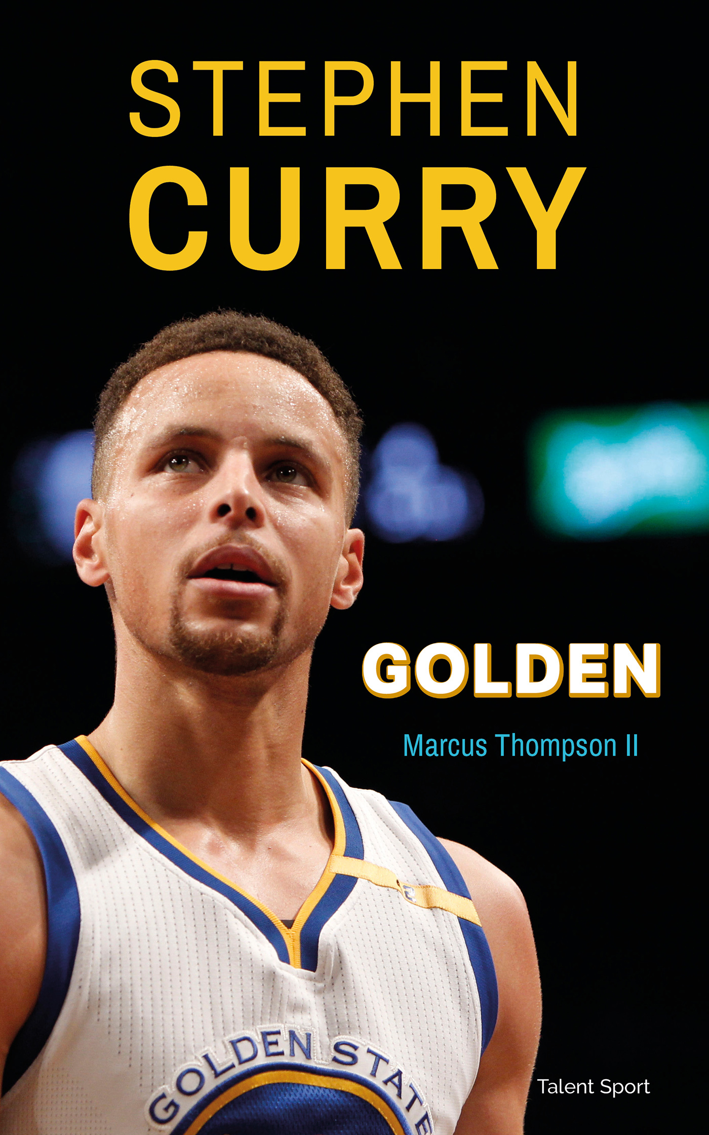 STEPHEN CURRY : GOLDEN