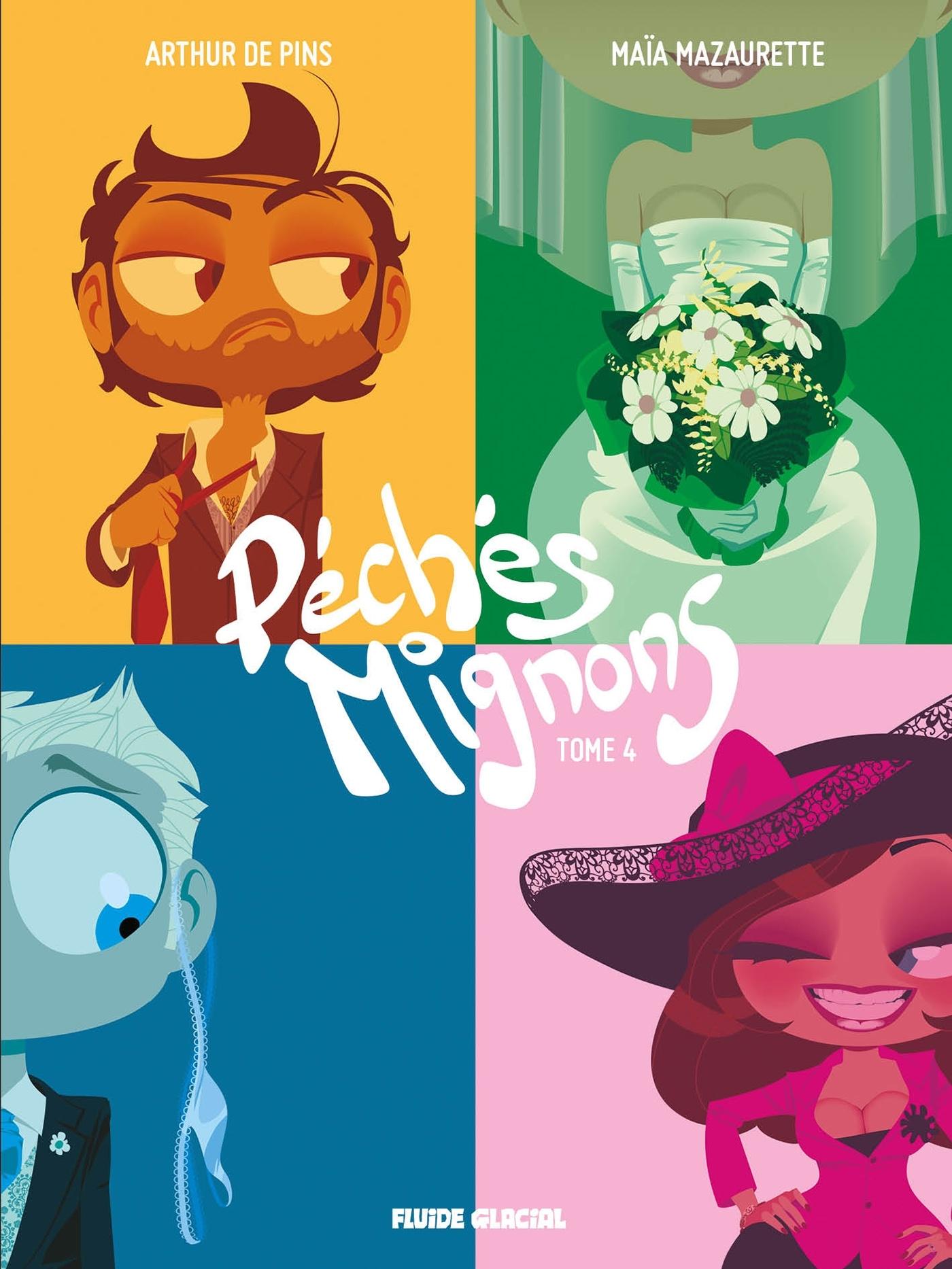 PECHES MIGNONS - TOME 04