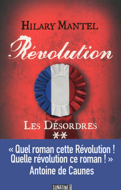REVOLUTION - TOME 2 LES DESORDRES - VOL2