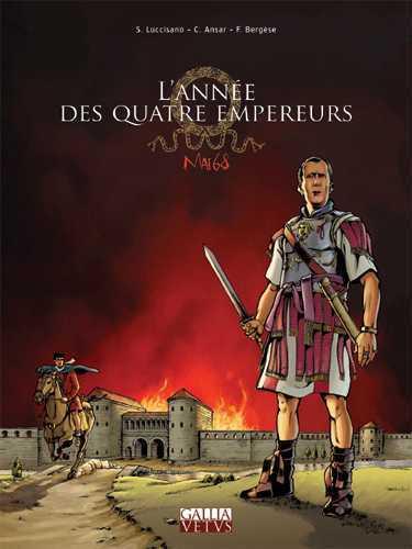 ANNEE DES QUATRE EMPEREURS (L') T01 MAI 68