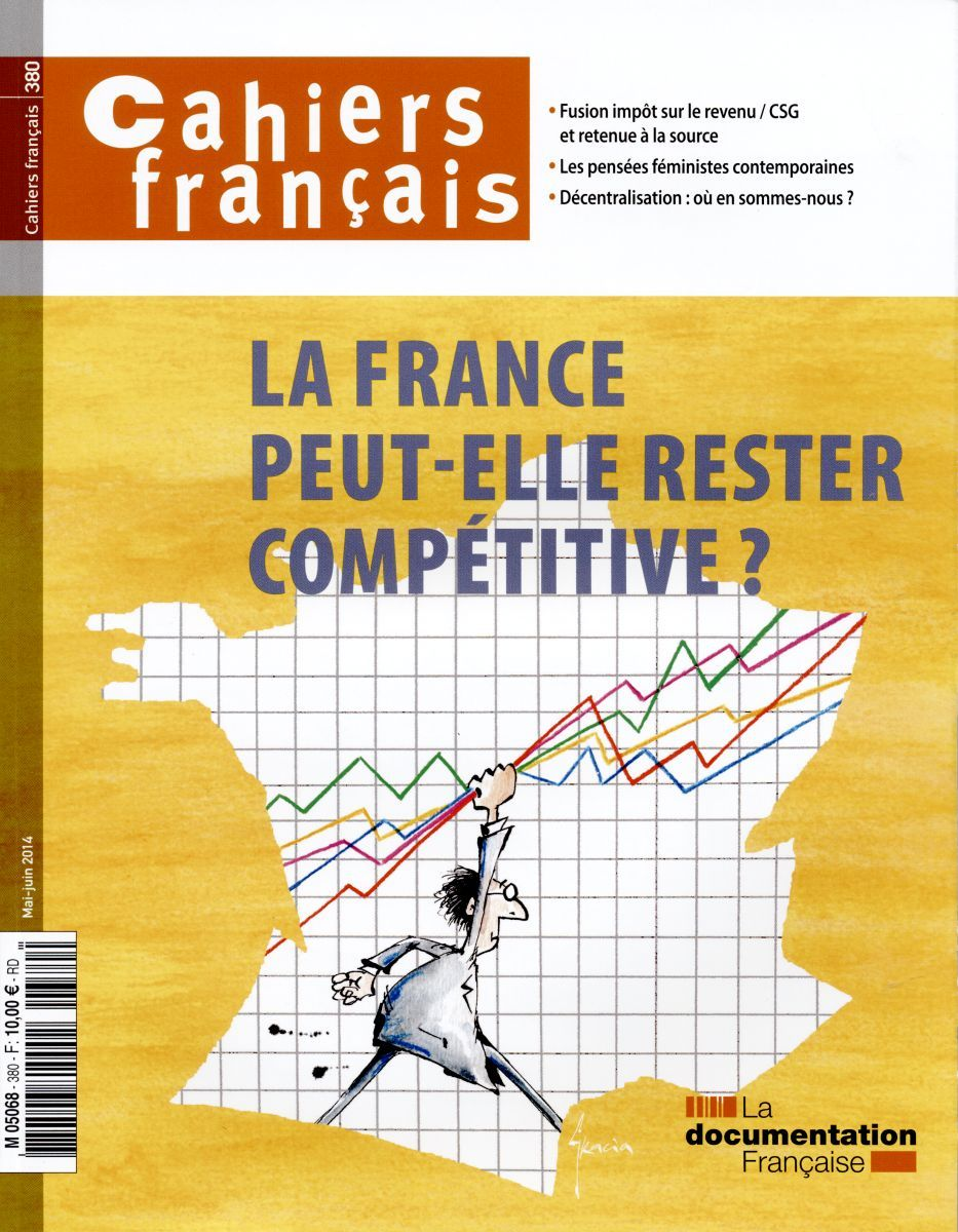 LA FRANCE PEUT-ELLE RESTER COMPETITIVE - CF 380