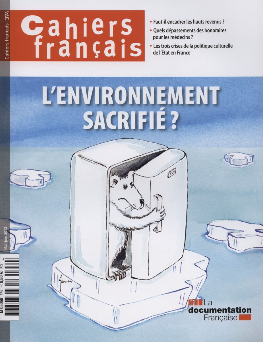 L'ENVIRONNEMENT SACRIFIE ? - CF N 374