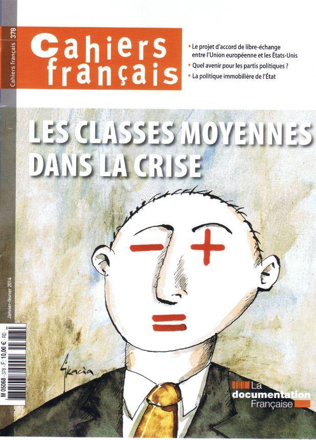 LES CLASSES MOYENNES DANS LA CRISE CF 378