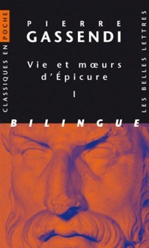 VIE ET MOEURS D'EPICURE 2 VOL. (CP)