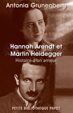 HANNAH ARENDT ET MARTIN HEIDEGGER
