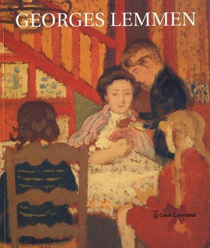 GEORGES LEMMEN (BROCHE)