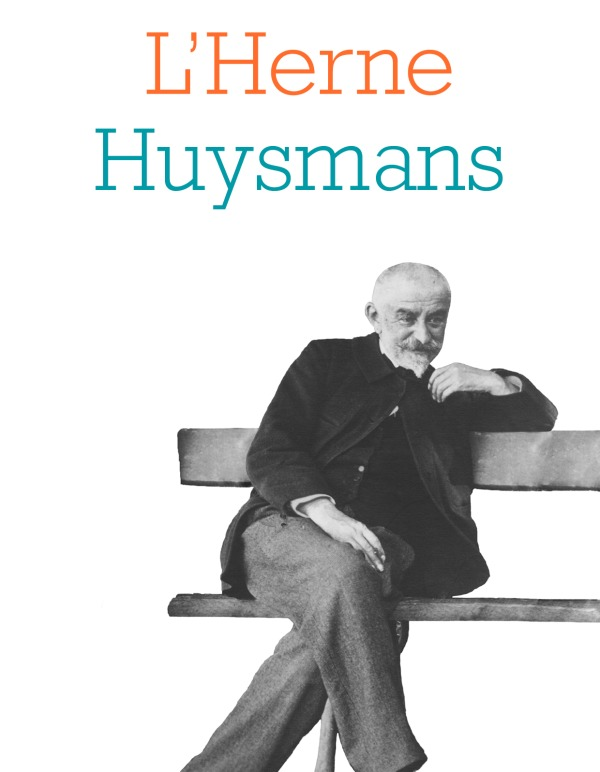 CAHIER HUYSMANS (REEDITION)