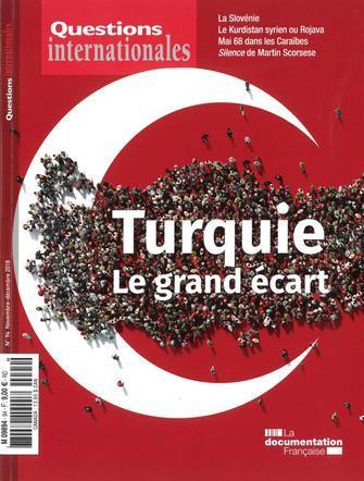 LA TURQUIE: LE GRAND ECART