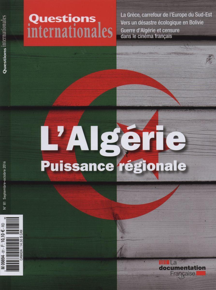 L'ALGERIE-QI N.81 - PUISSANCE REGIONALE