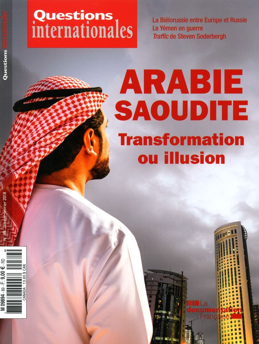 L'ARABIE SAOUDITE - TRANSFORMATION OU ILLUSION