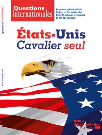 ETATS-UNIS : CAVALIER SEUL - N 98