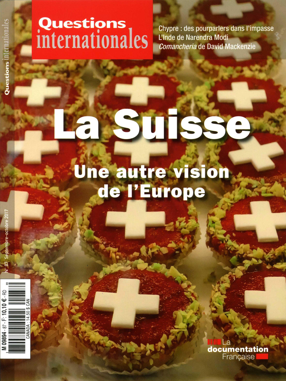 SUISSE, UNE AUTRE VISION DE L'EUROPE QI N.87 (LA)