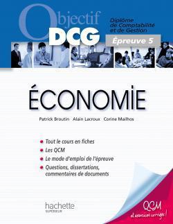 OBJECTIF DCG - ECONOMIE