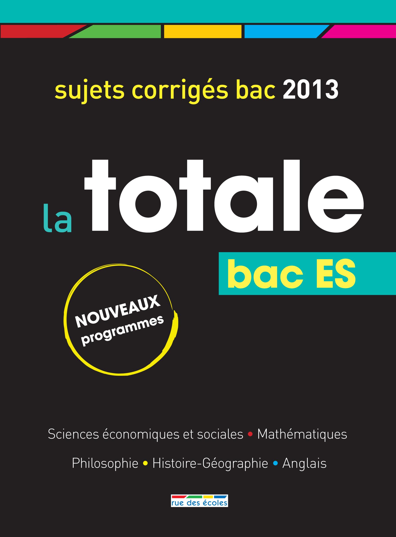 BAC ES 2013