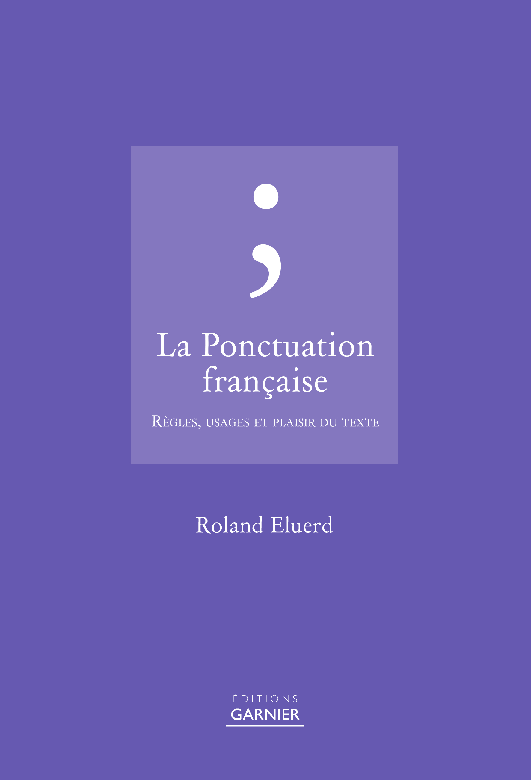 PONCTUATION FRANCAISE (LA)