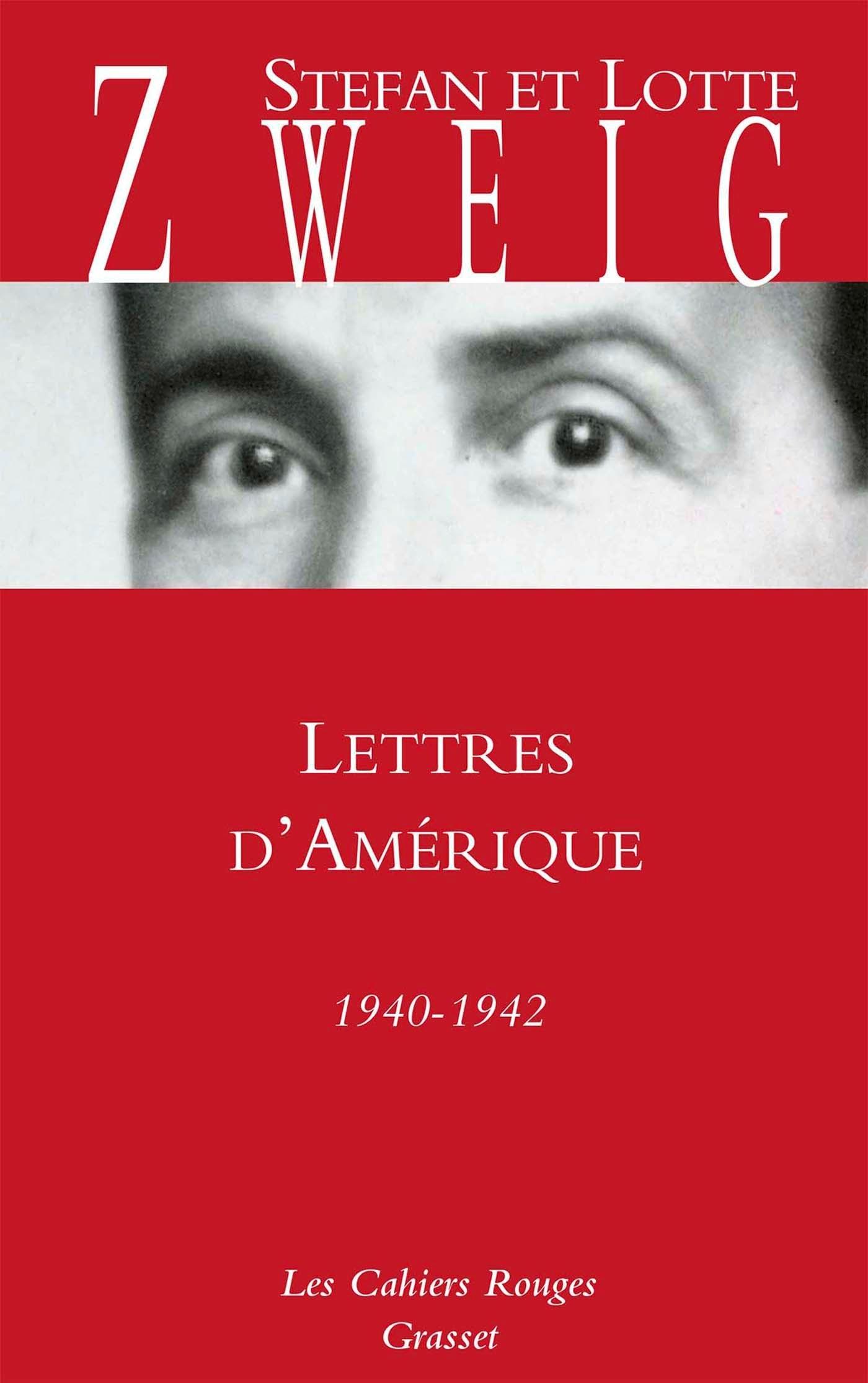 LETTRES D'AMERIQUE - 1940-1942