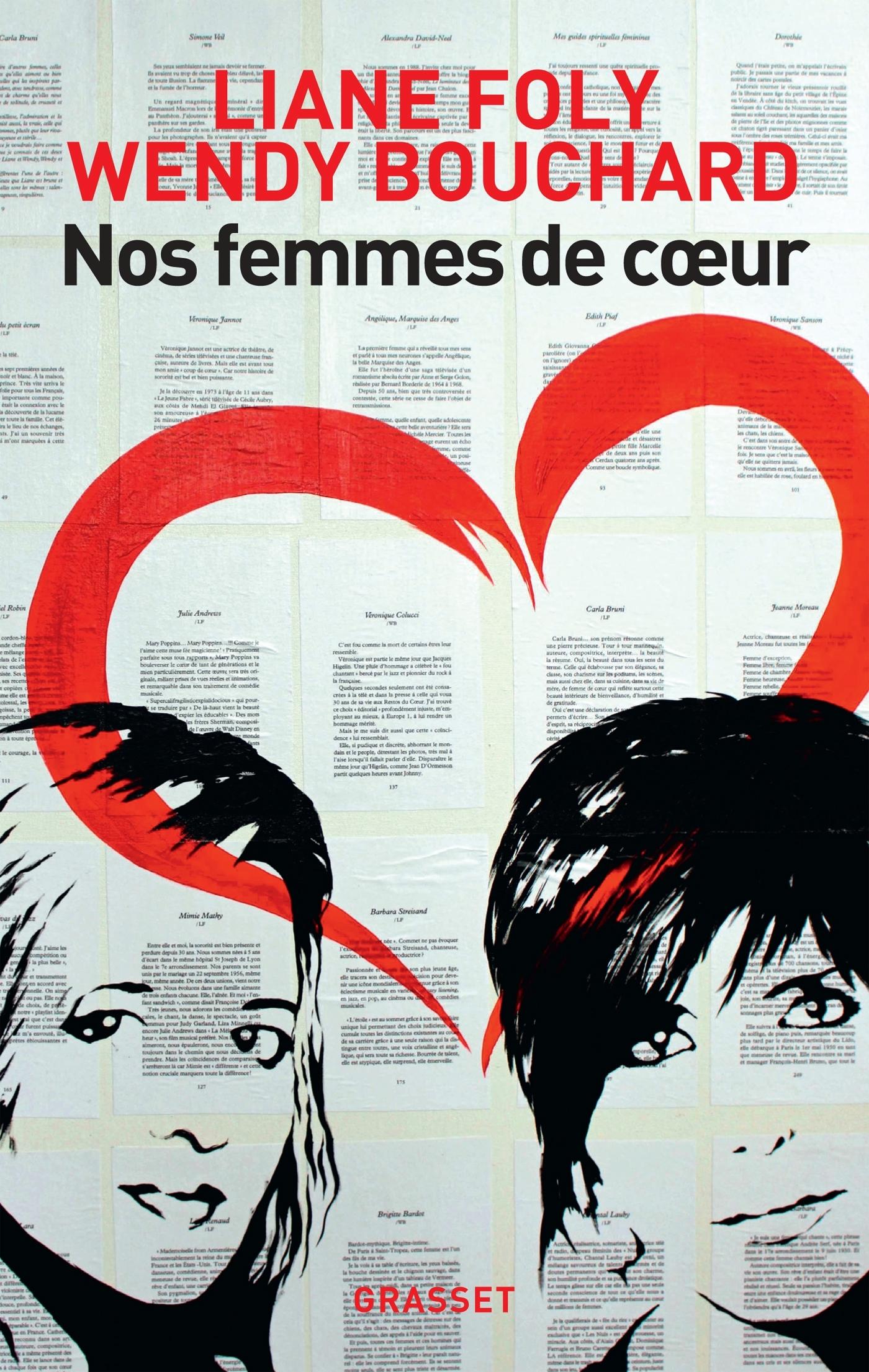 NOS FEMMES DE COEUR
