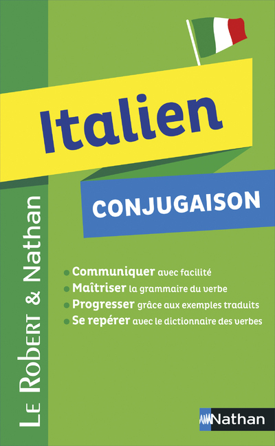 LE ROBERT & NATHAN ITALIEN CONJUGAISON