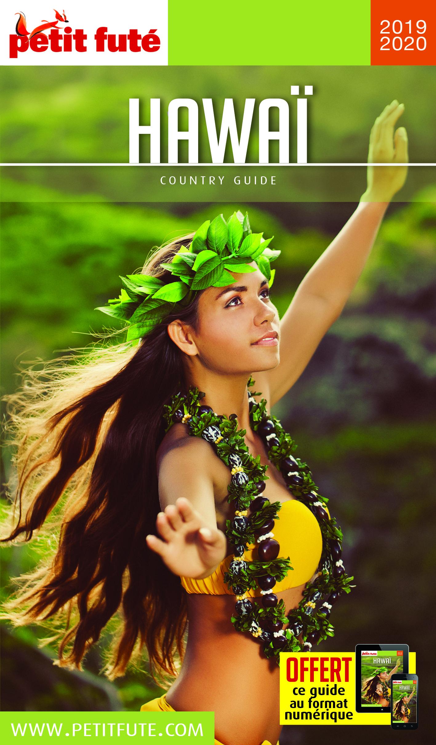 HAWAI 2019 PETIT FUTE+OFFRE NUM