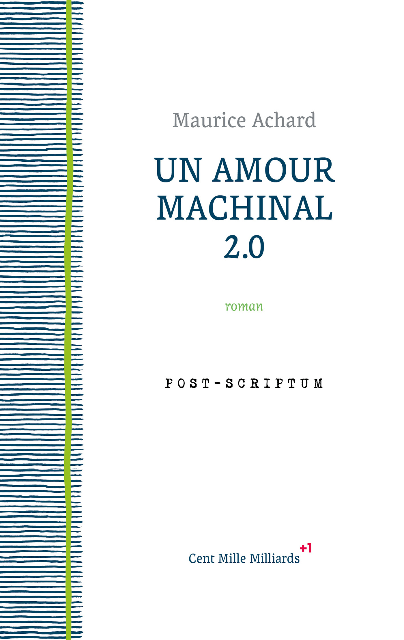 UN AMOUR MACHINAL .COM