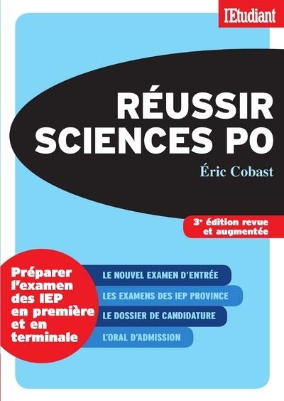 REUSSIR SCIENCES PO 3ED