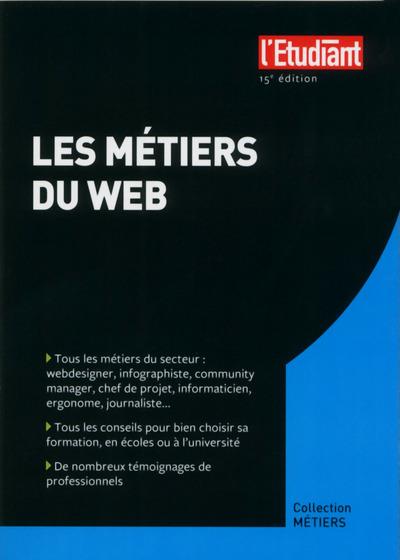 LES METIERS DU WEB 15E EDITION