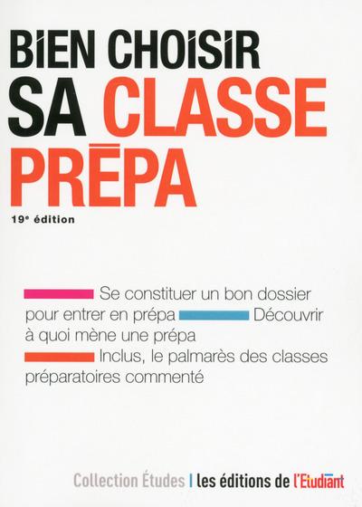 BIEN CHOISIR SA CLASSE PREPA