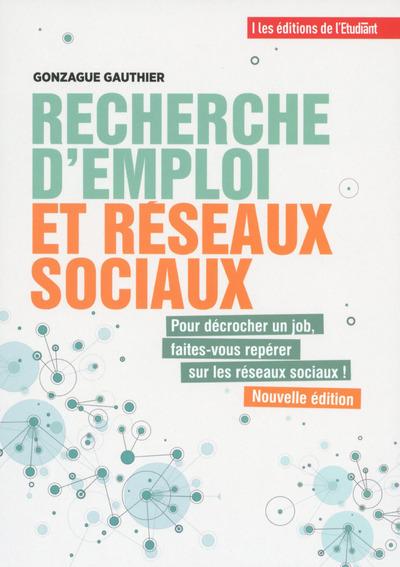 RECHERCHE D'EMPLOI ET RESEAUX SOCIAUX