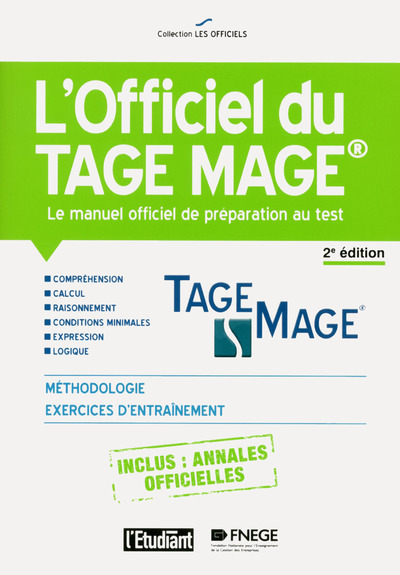 L'OFFICIEL DU TAGE MAGE 2E EDITION