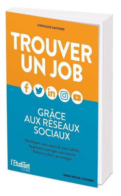 TROUVER UN JOB GRACE AUX RESEAUX SOCIAUX
