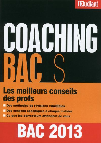 COACHING BAC S LES MEILLEURS CONSEILS DES PROFS