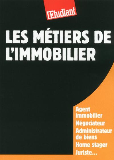LES METIERS DE L'IMMOBILIER