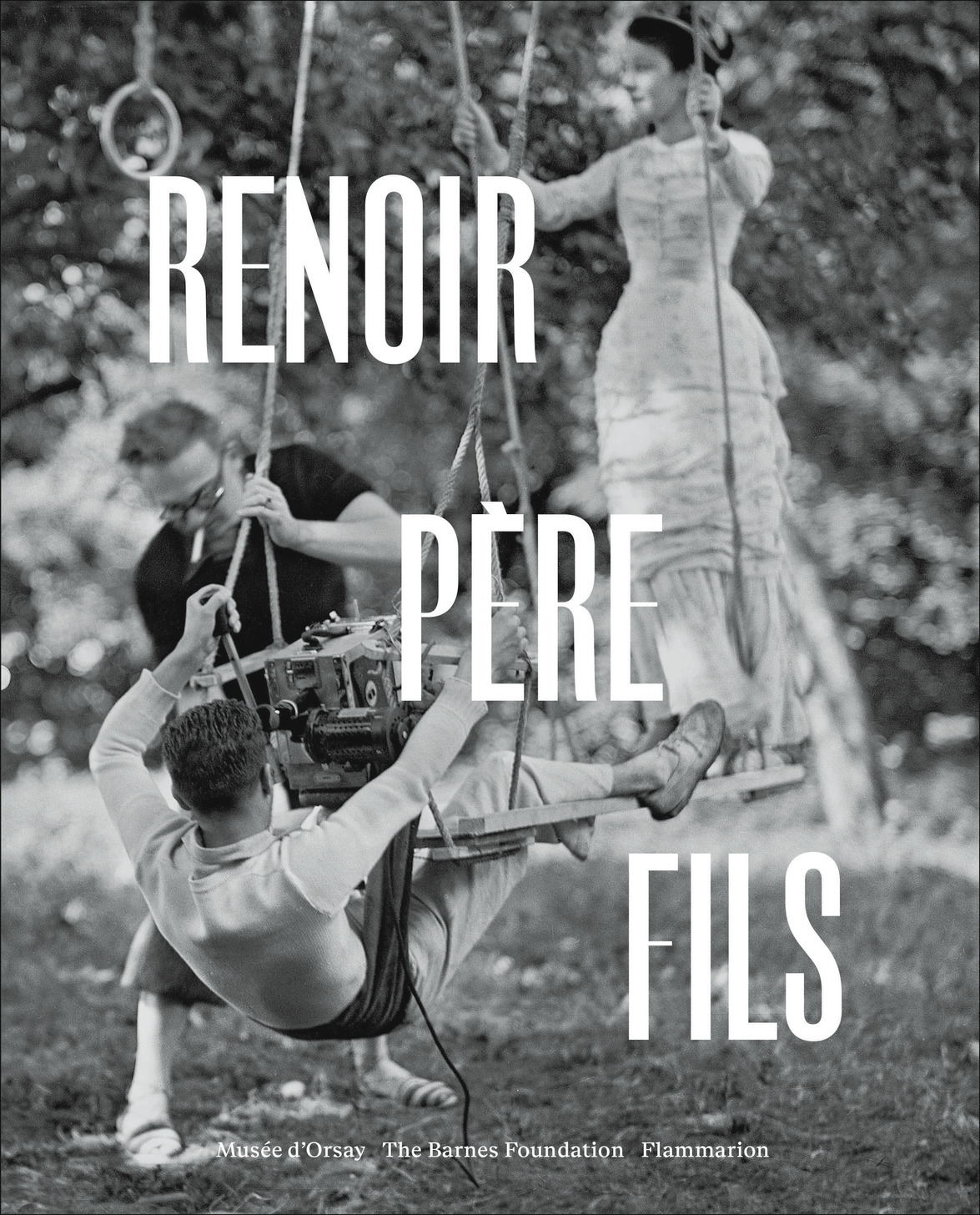 RENOIR PERE ET FILS - PEINTURE ET CINEMA