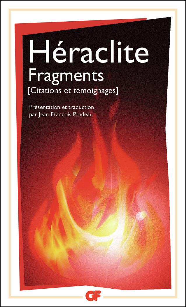 FRAGMENTS - CITATIONS ET TEMOIGNAGES