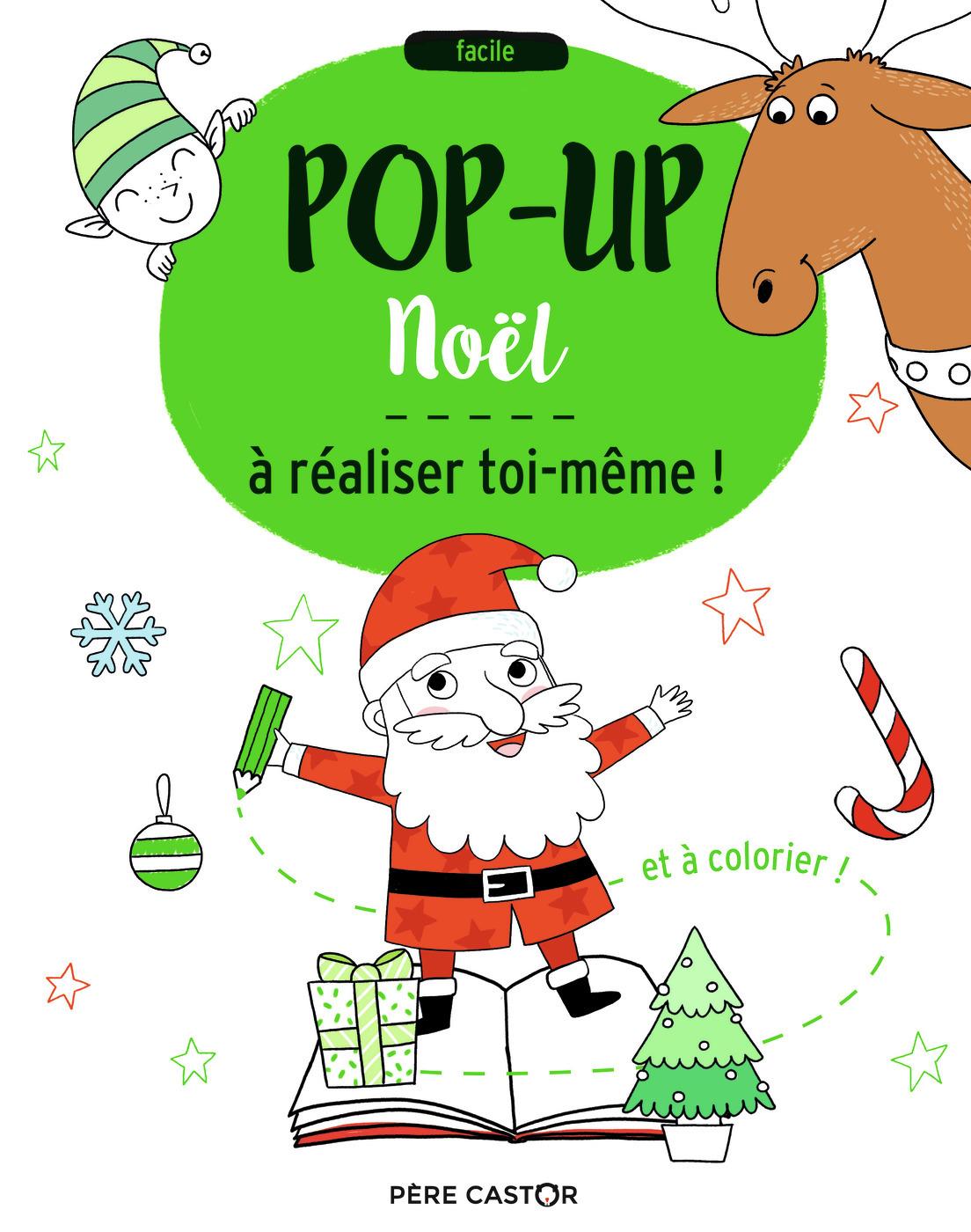 POP-UP NOEL A REALISER TOI-MEME !