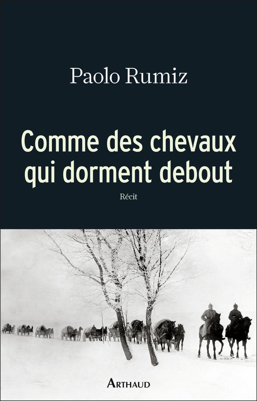 COMME DES CHEVAUX QUI DORMENT DEBOUT