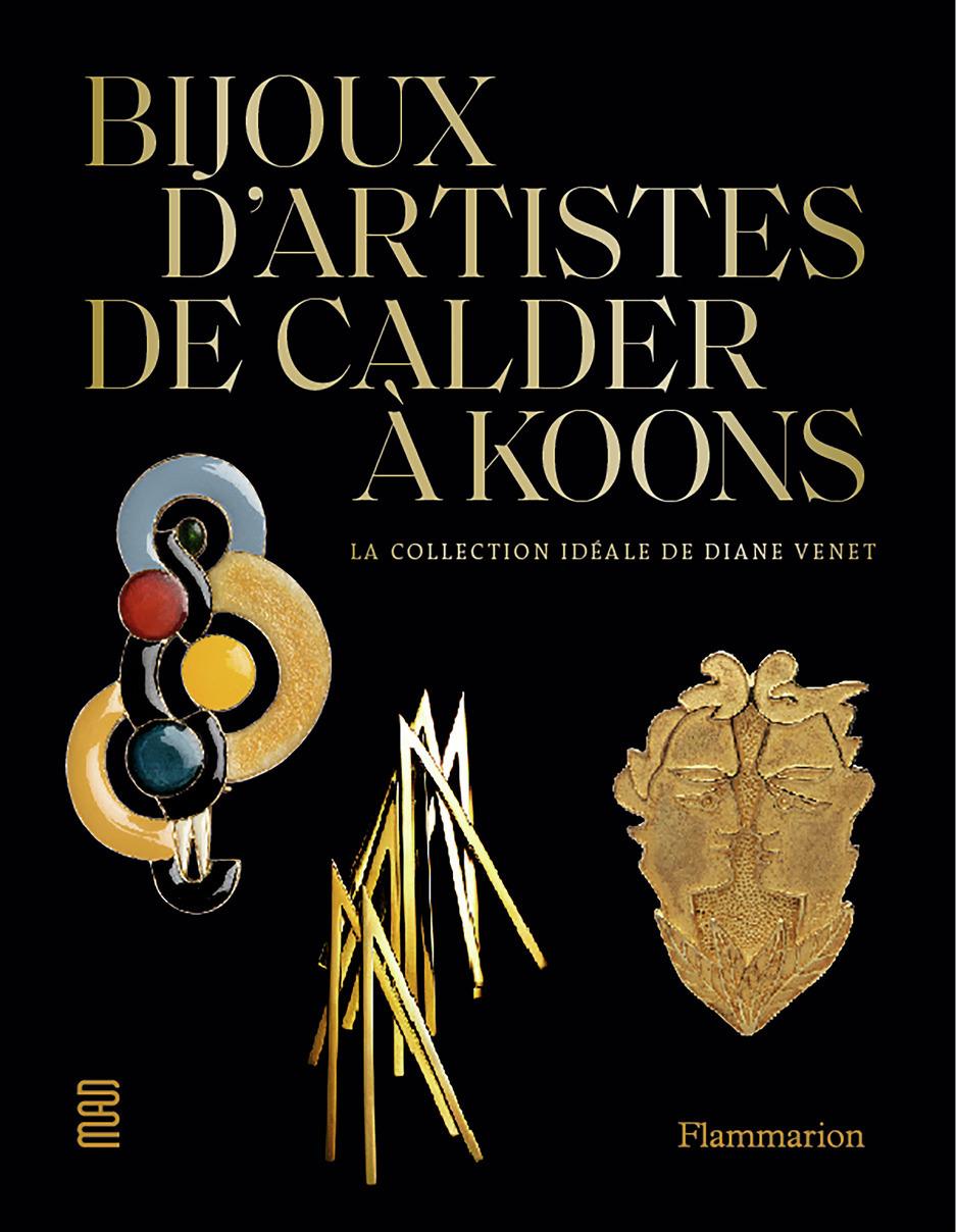 BIJOUX D'ARTISTES, DE CALDER A KOONS
