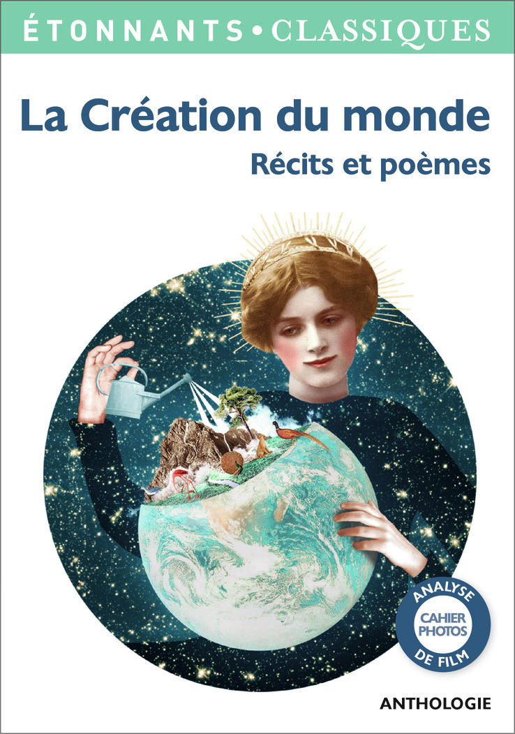 LA CREATION DU MONDE - RECITS ET POEMES