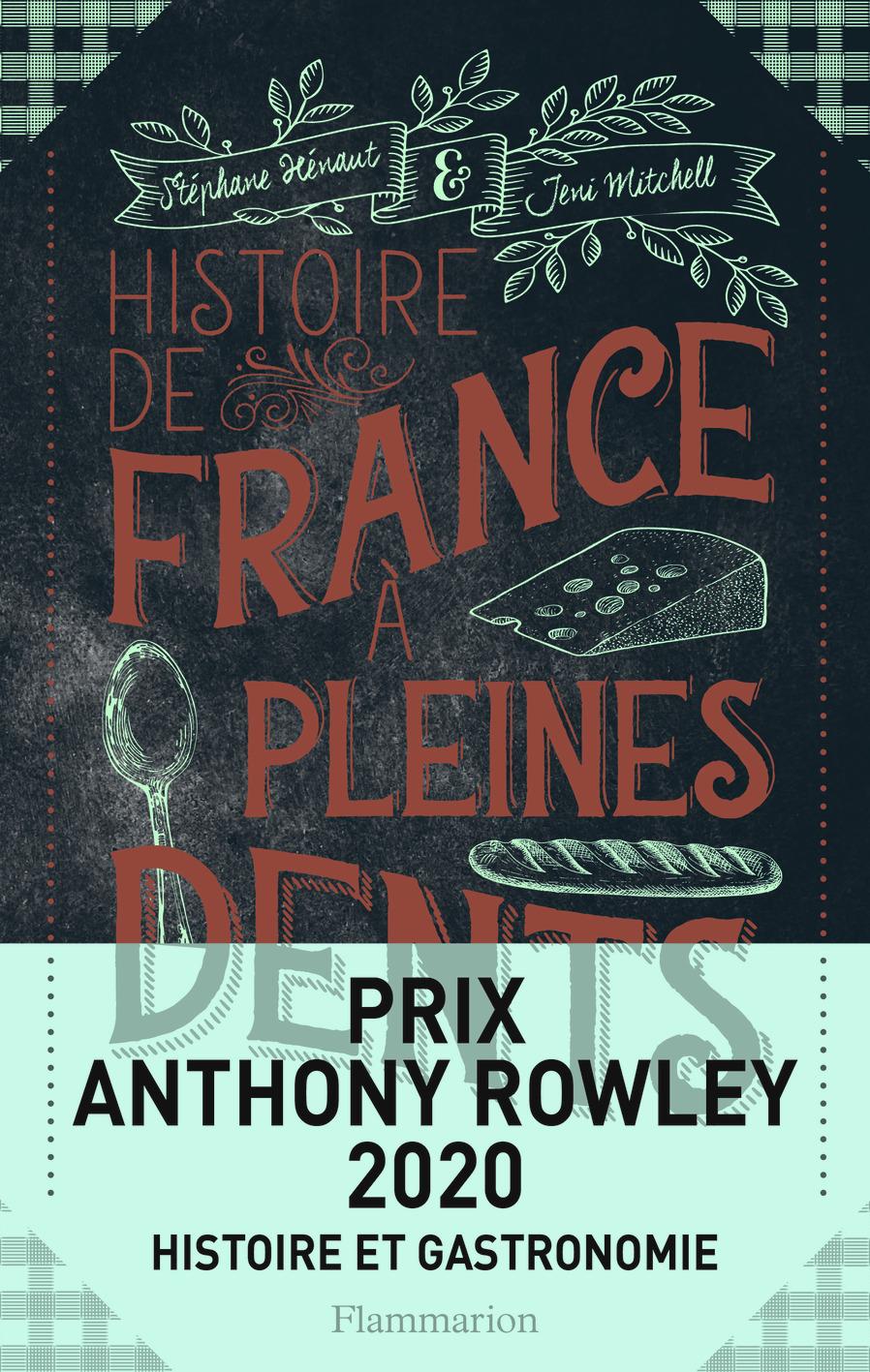 HISTOIRE DE FRANCE A PLEINES DENTS - LE GRAND ROMAN NATIONAL A SAVOURER